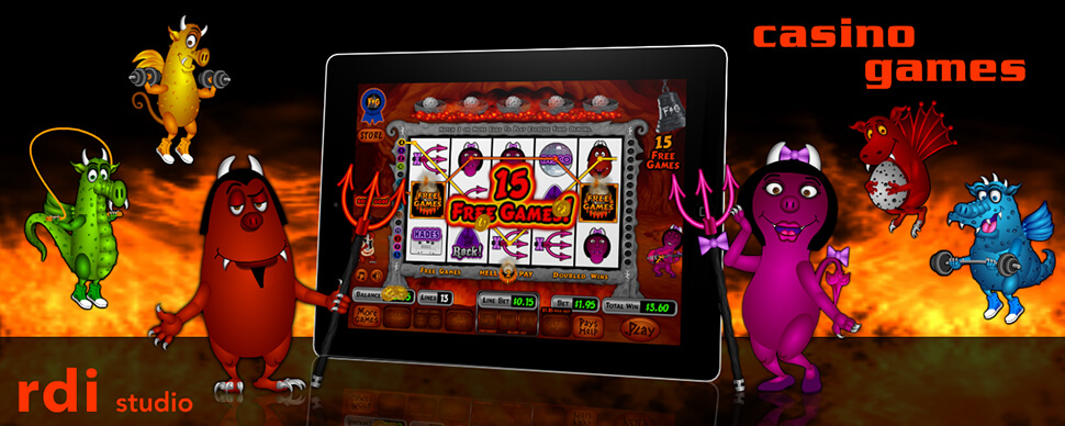 Mobile Casino Games Design